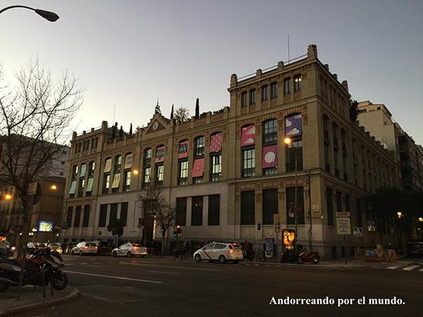 Casa Encendida Madrid
