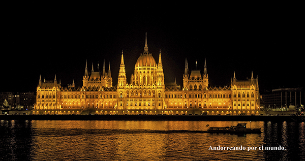 Parlamento Budapest.
