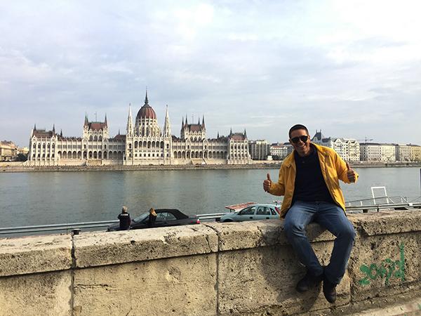 Parlamento Budapest,