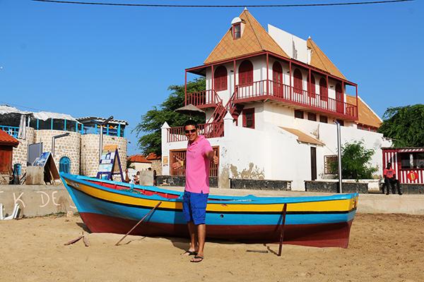 Playa Antonio Sousa.
