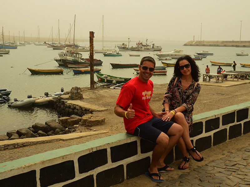 Andorreando Puerto Palmeira
