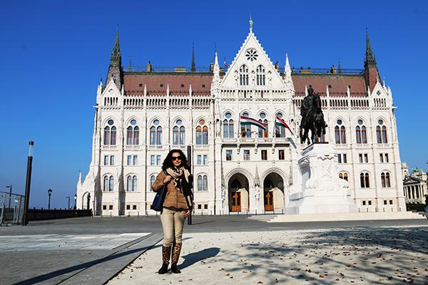 Andorreando por Budapest..