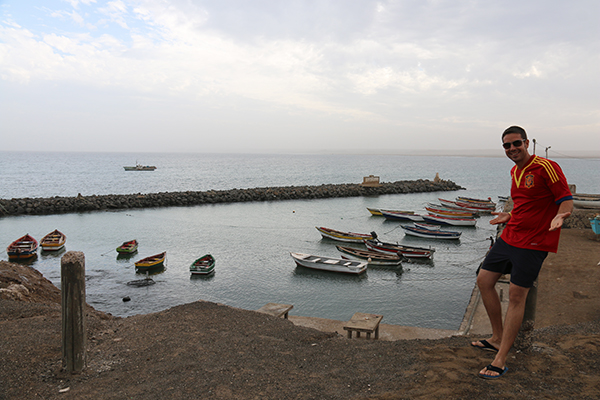 Puerto Pesquero Pedra Lume