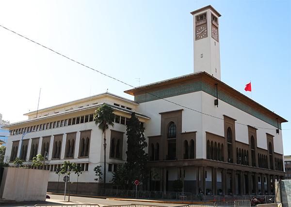 Ayuntamiento Casablanca.