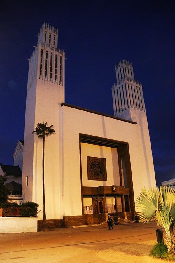 Catedral de Rabat San Pedro.
