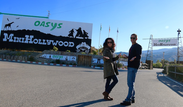 Oasy Mini hollywood