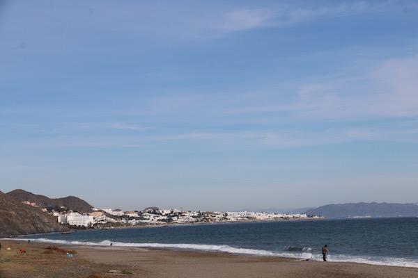 Playa Castillo Macenas