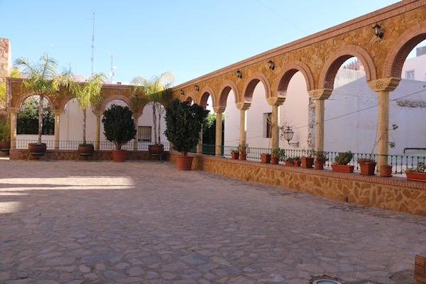 Plaza Parterre