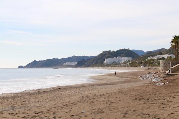 playa Lance Nuevo