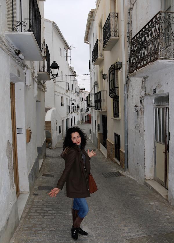 Calles Serón