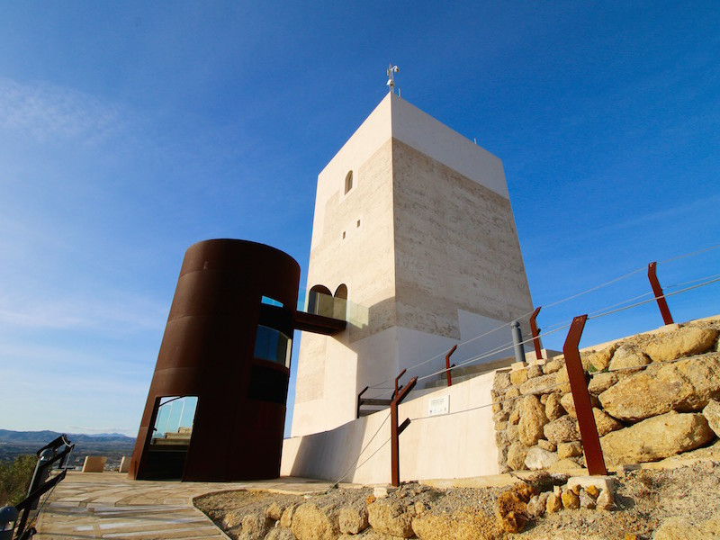 Castillo Huércal-Overa