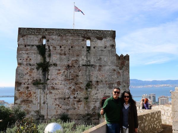 Andorreando Castillo Morisco.