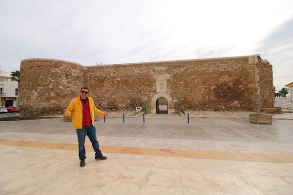 Castillo San Andrés