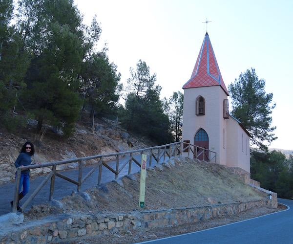 Ermita Santa Barbára