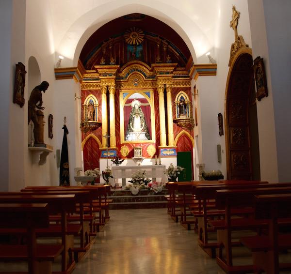 Andorreando Iglesia Angustias
