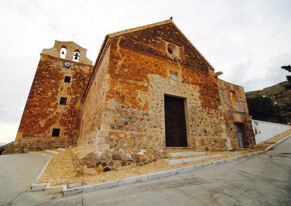 Iglesia San Benito