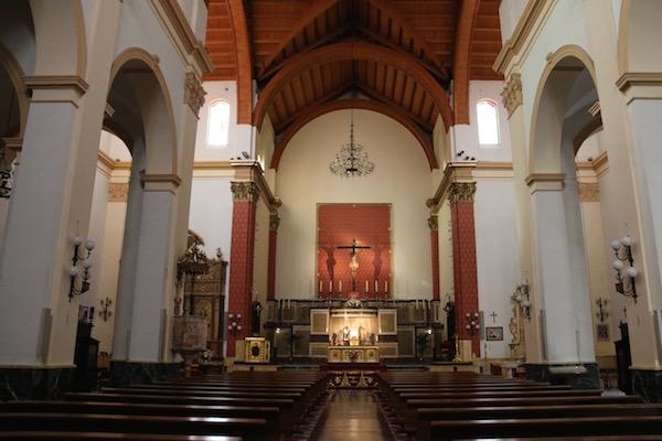 Iglesia Santa María Ambox.