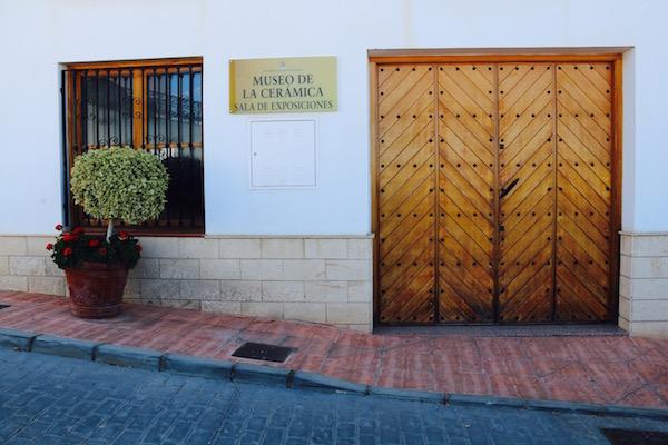 Museo Cerámica