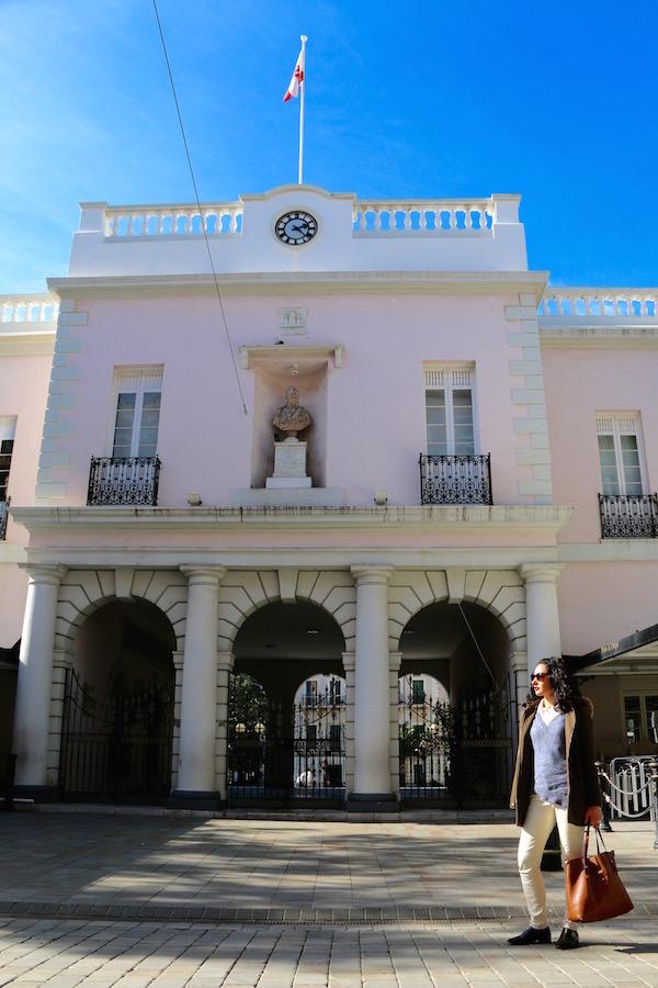 Andorreando Parlamento Gibraltar
