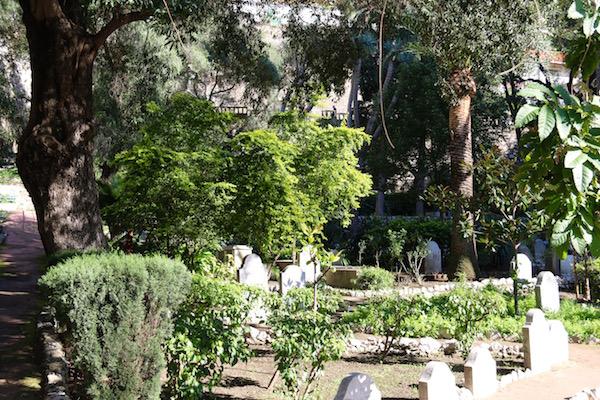 Parque Cementerio Trafalgar