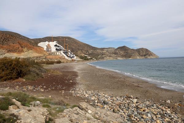 Playa Algarrobico