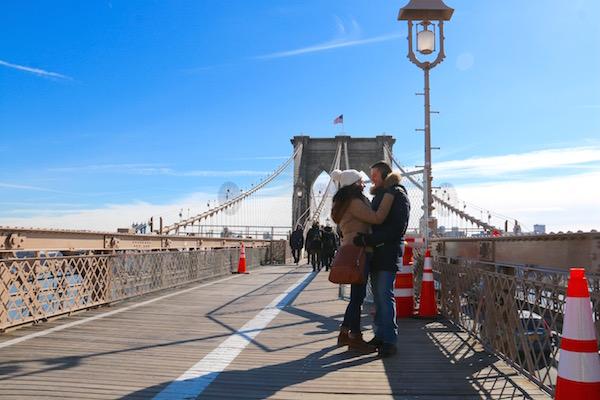Andorreando Puente Brooklyn