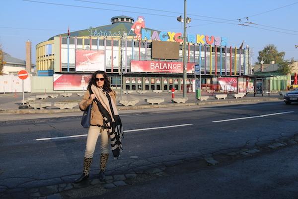 el Circo Budapest