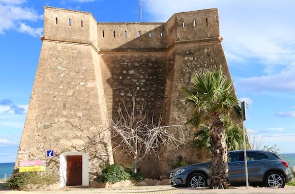 Castillo Villaricos