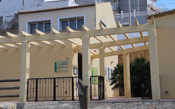 Centro Visitantes Los Yesares