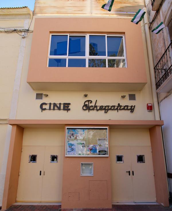 Cine Echegaray