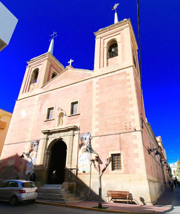 Iglesia Encarnación.