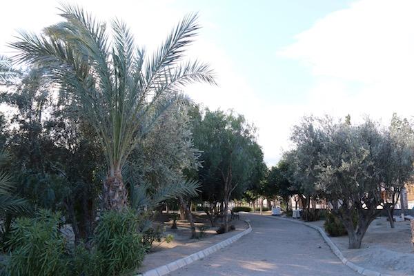 Parque Luis Siret.