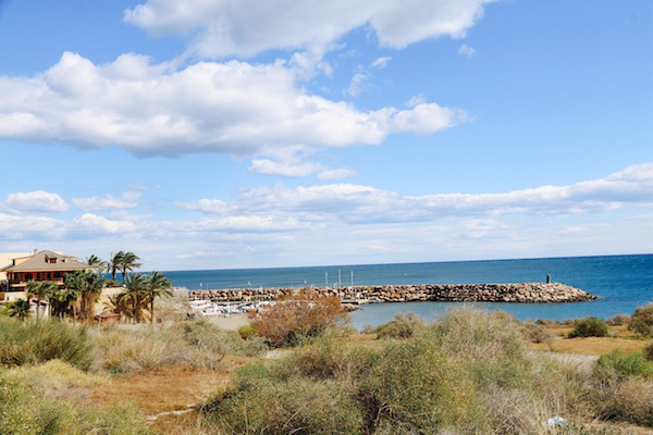 Playa Luis Siret