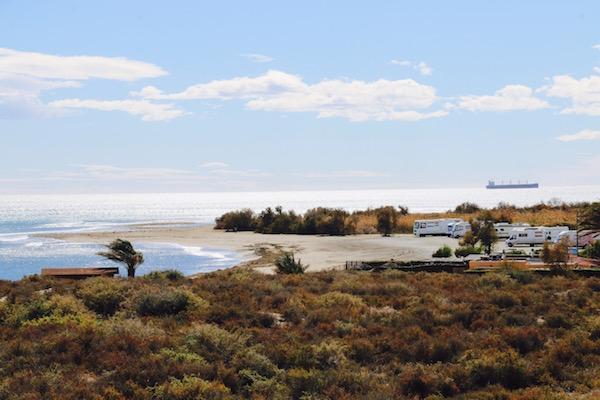 Playa Playazo Villaricos