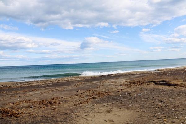 Playa Pozo del Esparto
