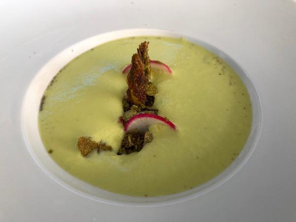 Gazpacho Espárragos