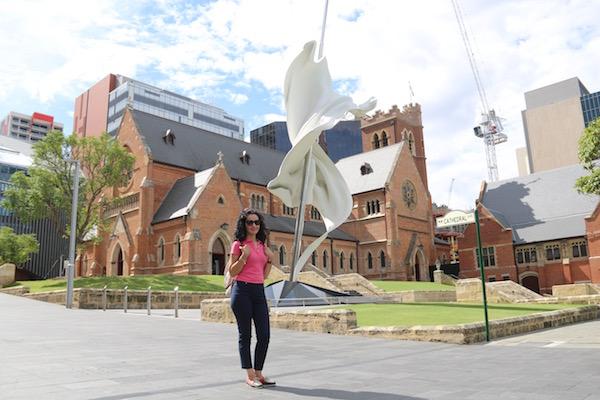 Catedral George,s-Andorreando por el Mundo