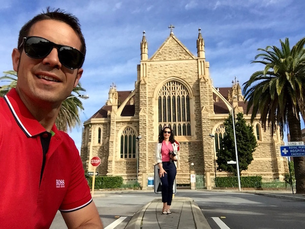 Catedral Mary,s-Andorreando por el Mundo