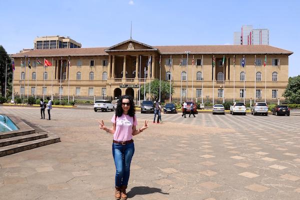 Centro Internacional Coferencias Nairobi-Andorreando por el Mundo