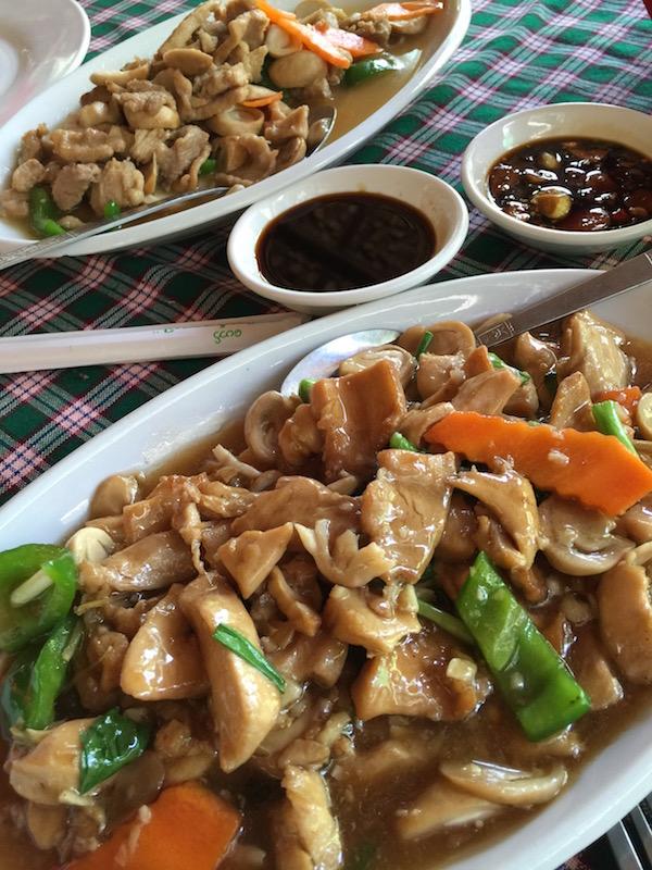 Comida Birmana-Andorreando por el Mundo.