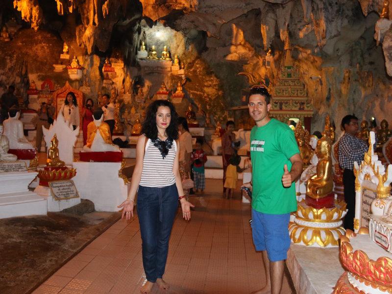 Cueva Pindaya-Andorreando por el Mundo