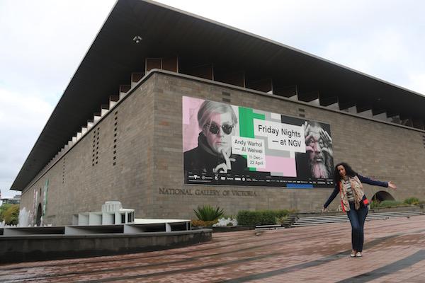 Galeria Nacional Victoria-Andorreando por el Mundo
