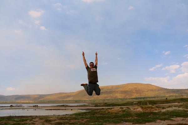 Jump Lago Nakuru-Andorreando por el Mundo