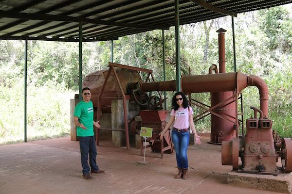 Museo Karen maquinas-Andorreando por el Mundo
