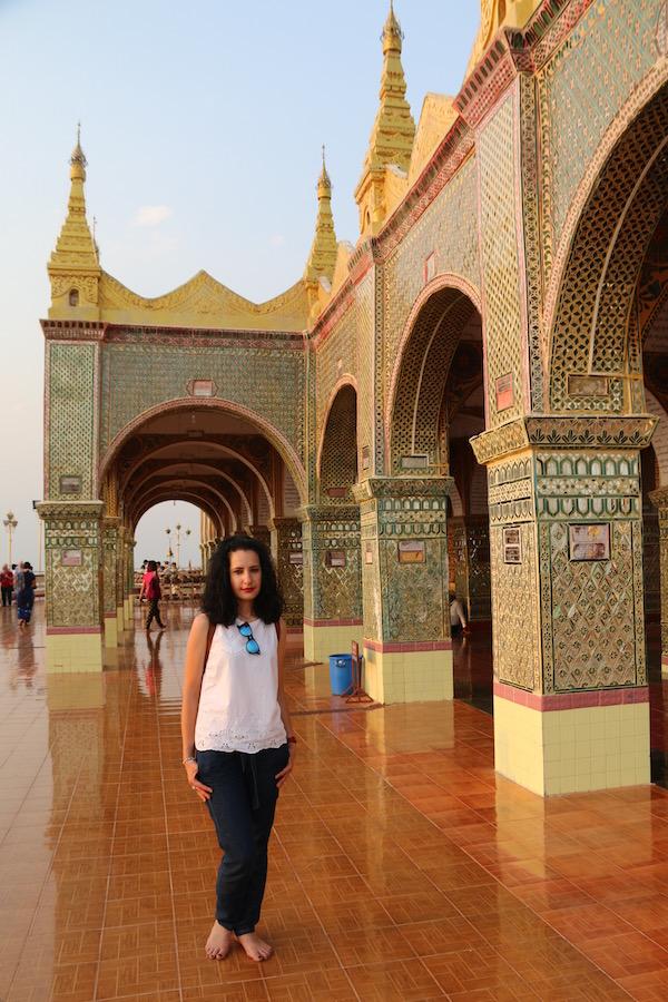 Pagoda Su Taung-Andorreando por el Mundo,