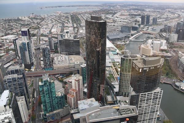 Panoramica Melbourne-Andorreando por el Mundo