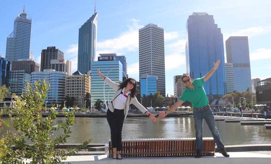 Perth-Andorreando por el Mundo,