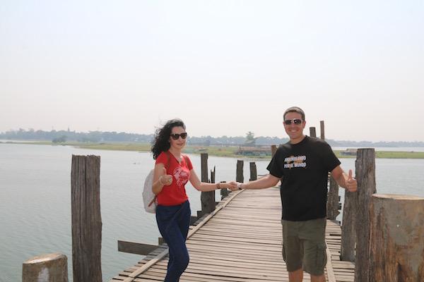 Puente U Bein- Andorreando por el Mundo.