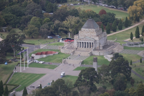 Shrine Memorial-Andorreando por el Mundo