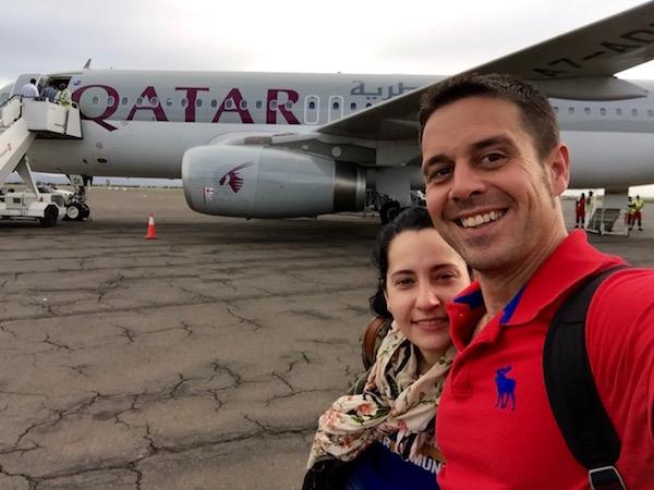 AeropuertoKilomanjaro- Andorreando por el Mundo
